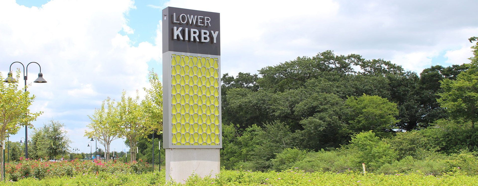 Lower Kirby Sign
